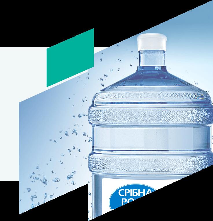 Автоматизация для компании по доставке воды Срибна Роса