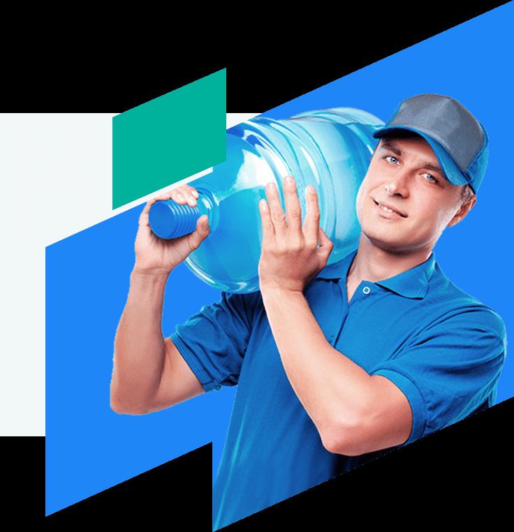 Готовое решение для автоматизации доставки воды