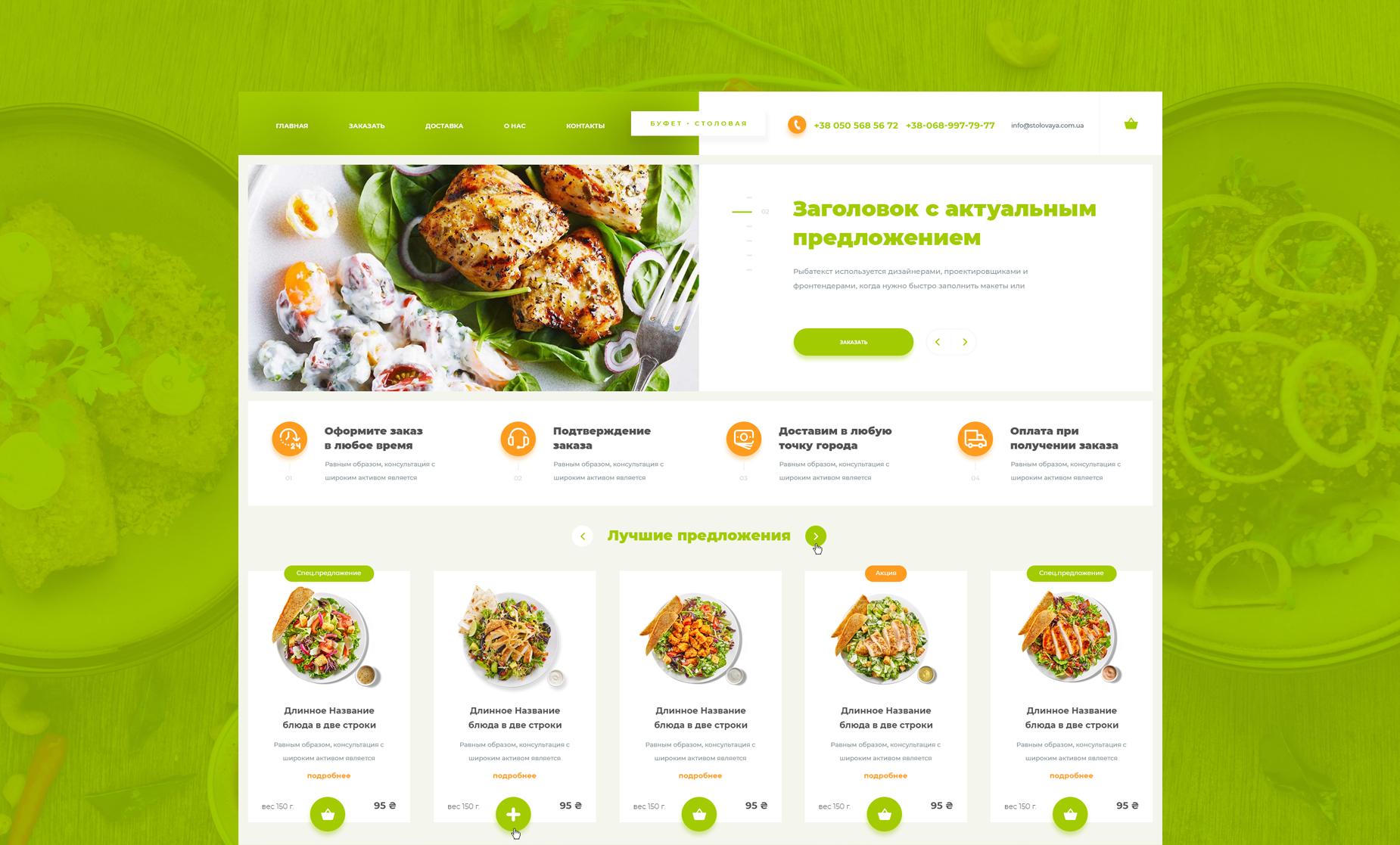 сайт citybuffet