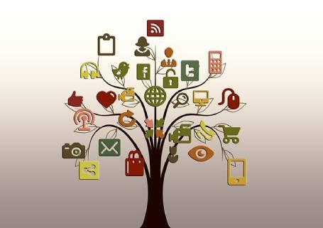 Дерево которое вмещает последние IT-технологии